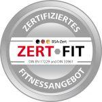 BSA Zert - ZertFit Logo