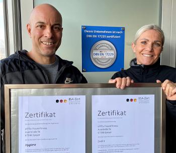Mario & Silvia Lutz, eFITiv